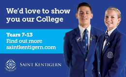 Saint Kentigern 2015